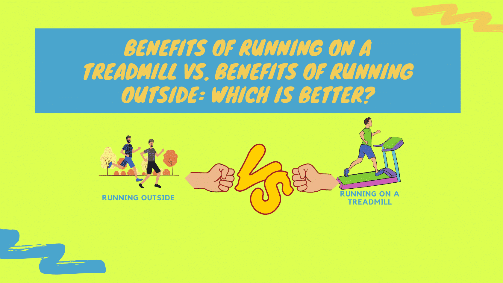 Benefits of Running on a Treadmill vs. Benefits of Running Outside Which is better