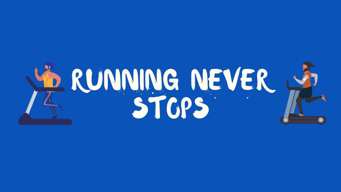 Treadmills for Home Running Running Never Stops