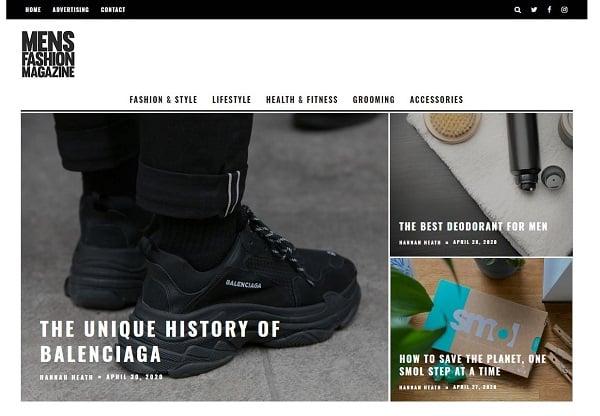 Men's Fashion Magazine Online (MFM)