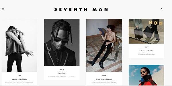 Seventh Man Magazine