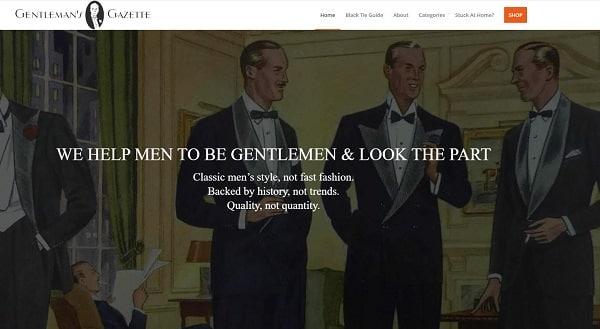 The Gentleman's Gazette